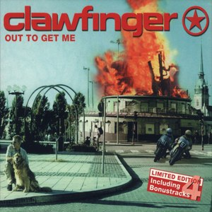 Clawfinger альбом Out to Get Me