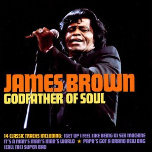 James Brown альбом The Godfather of Soul