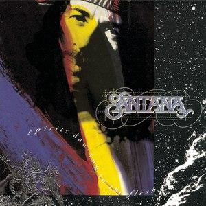 Santana альбом Spirits Dancing In The Flesh