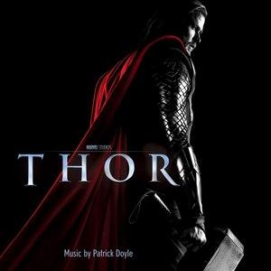 Patrick Doyle альбом Thor (Original Soundtrack)