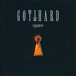 Gotthard альбом Open