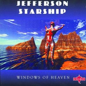 Jefferson Starship альбом Windows Of Heaven