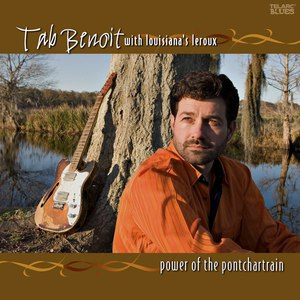 Tab Benoit альбом Power Of The Pontchartrain