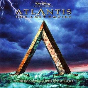 James Newton Howard альбом Atlantis: The Lost Empire