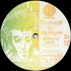 Rhythim is Rhythim альбом Beyond The Dance