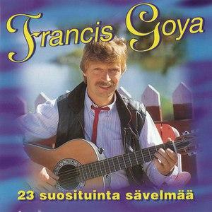 Francis Goya альбом Unohtumattomat