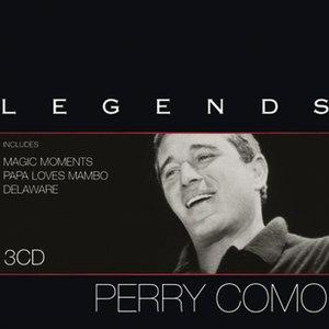 Perry Como альбом Legends - Perry Como