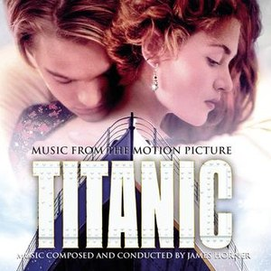 James Horner альбом Titanic: Music from the Motion Picture Soundtrack