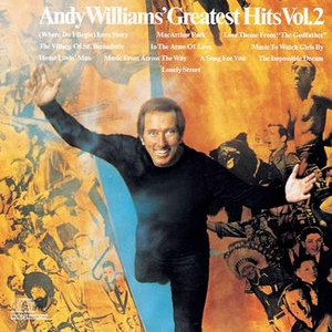 Andy Williams альбом Greatest Hits Volume II