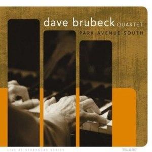 The Dave Brubeck Quartet альбом Park Avenue South