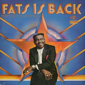 Fats Domino альбом Fats Is Back