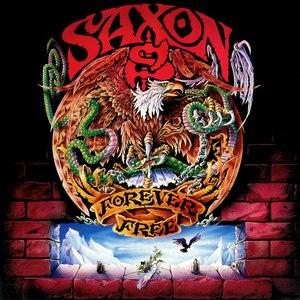 Saxon альбом Forever Free