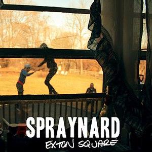Spraynard альбом Exton Square