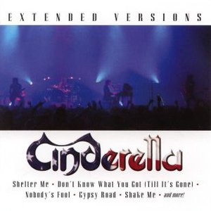 Cinderella альбом Extended Versions