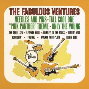 The Ventures альбом The Fabulous Ventures