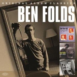 Ben Folds альбом Original Album Classics