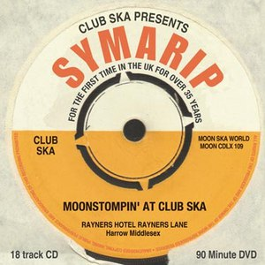 Symarip альбом Moonstompin' At Club Ska