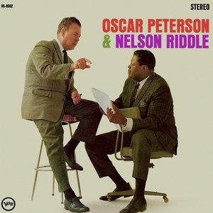 Oscar Peterson альбом Oscar Peterson & Nelson Riddle