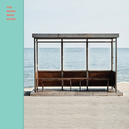 BTS альбом YOU NEVER WALK ALONE