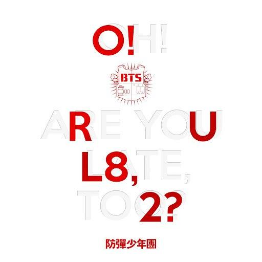 BTS альбом O!RUL8,2?