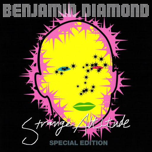 Benjamin Diamond альбом Strange Attitude (Special Edition)