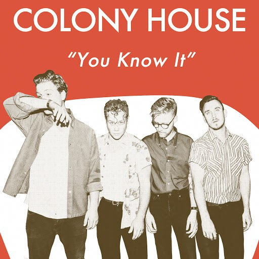 Colony House альбом You Know It