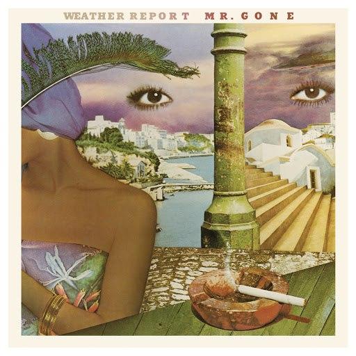 Weather Report альбом Mr. Gone