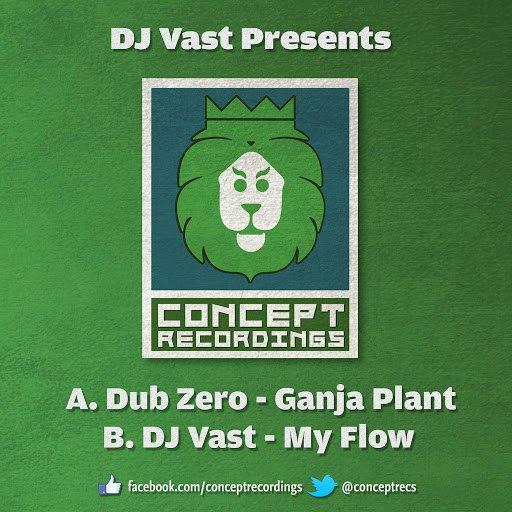Dub Zero альбом Ganja Plant / My Flow
