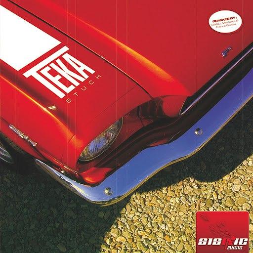 Teka альбом Stuch - EP
