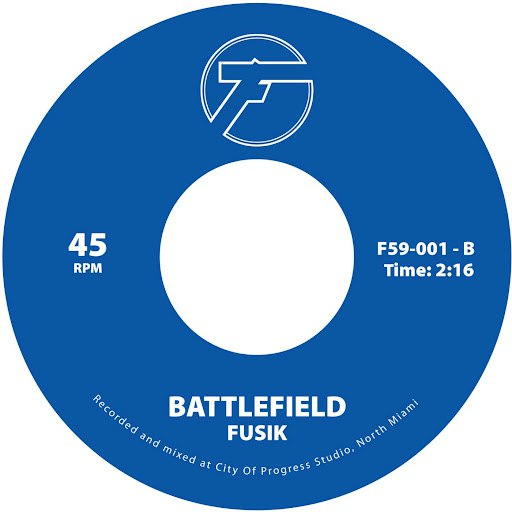 Fusik альбом Battlefield