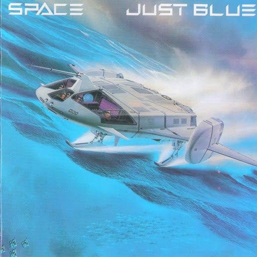Didier Marouani альбом Just Blue