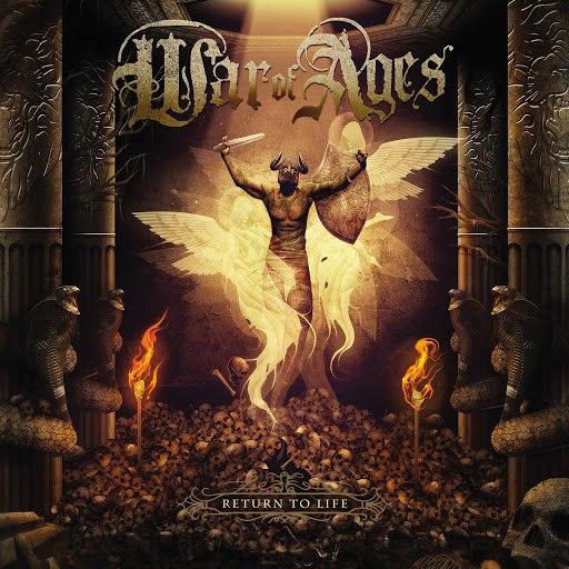 War Of Ages альбом Return To Life