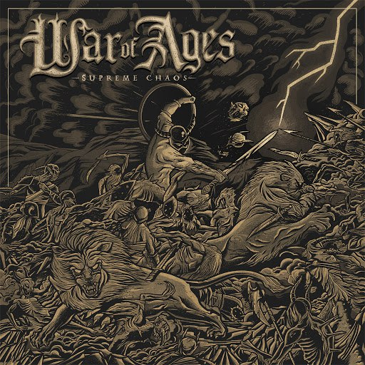 War Of Ages альбом From Ashes