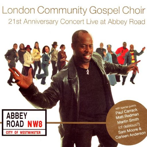 London Community Gospel Choir альбом 21st Anniversary Concert live at Abbey Road