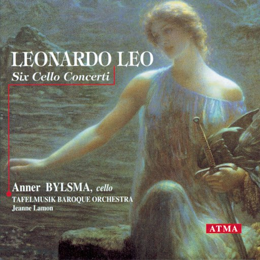 Anner Bylsma альбом Leo: Six Cello Concertos