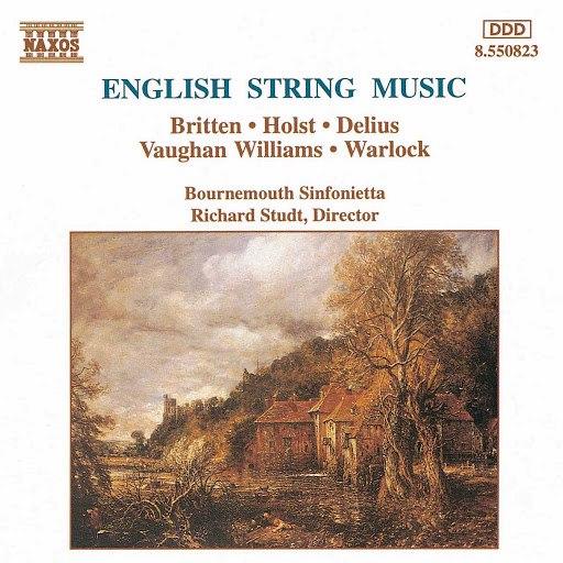Bournemouth Sinfonietta альбом English String Music