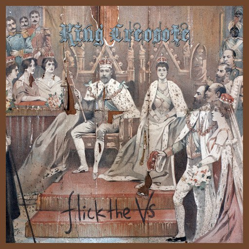 King Creosote альбом Flick The Vs