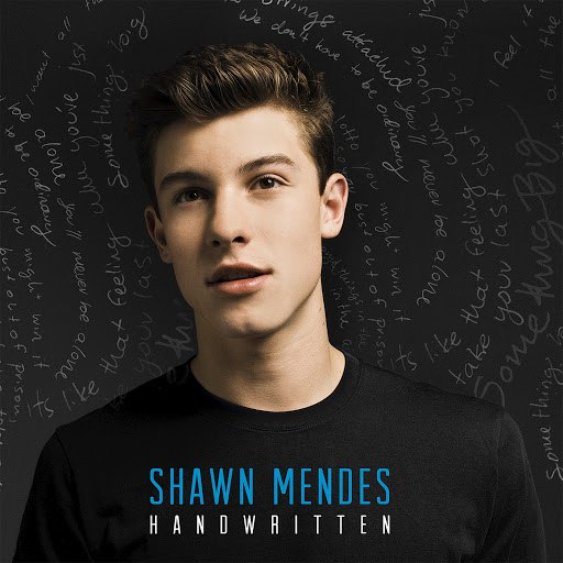 Shawn Mendes album Handwritten (Deluxe)