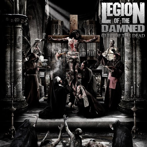 Legion of the Damned альбом Cult Of The Dead