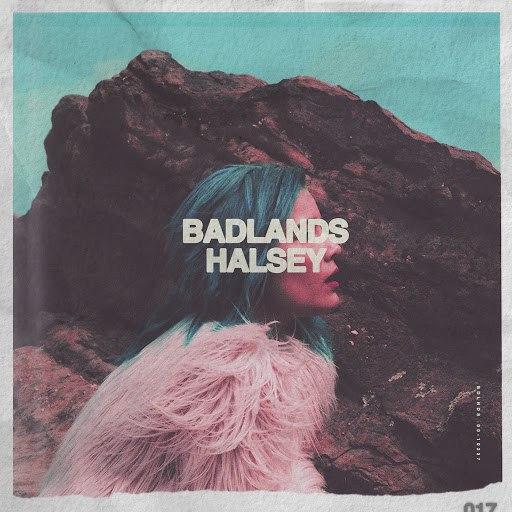 Halsey альбом BADLANDS