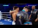 Нұрсұлтан Жаңабаев (Қазақстан) - Алекс Сандро Дуарте (Бразилия), TKO1