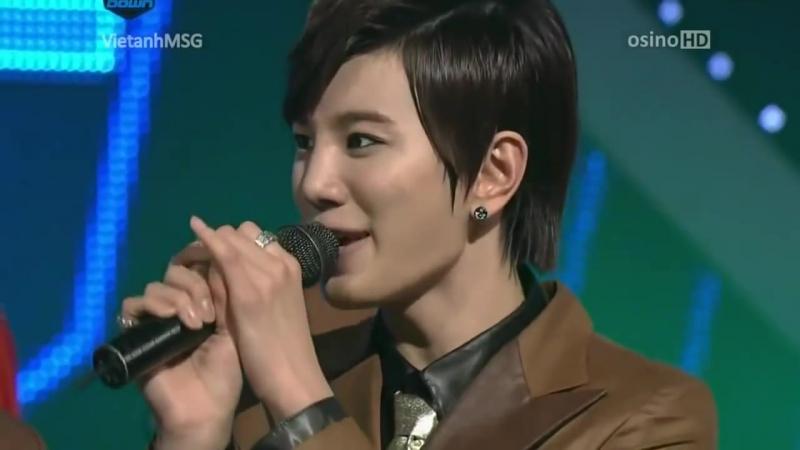 Sungjong Voice Comparison Predebut to 2014