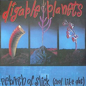 Digable Planets альбом Rebirth of Slick (Cool Like Dat)
