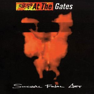 At the Gates альбом Suicidal Final Art