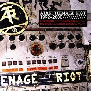 Atari Teenage Riot альбом Atari Teenage Riot 1992 - 2000