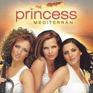 Princess альбом Mediterrán