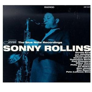 Sonny Rollins альбом The Complete Blue Note Recordings