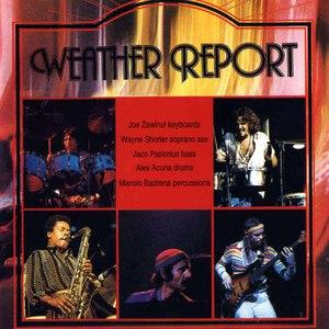 Weather Report альбом Italian Weather