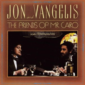Jon & Vangelis альбом The Friends Of Mr Cairo