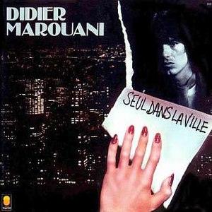 Didier Marouani альбом Seul Dans La Ville
